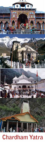 Chardham Yatra Packages 2015